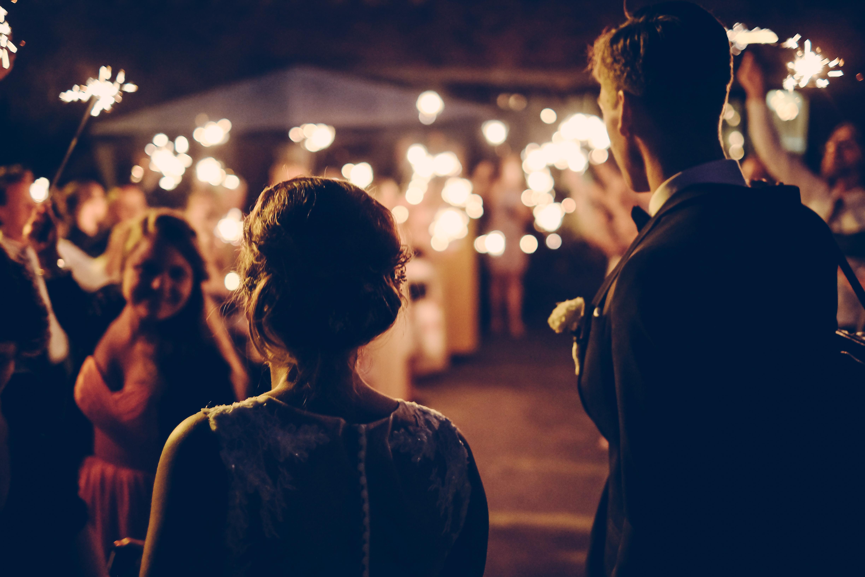 wesele w stylu amerykańskim