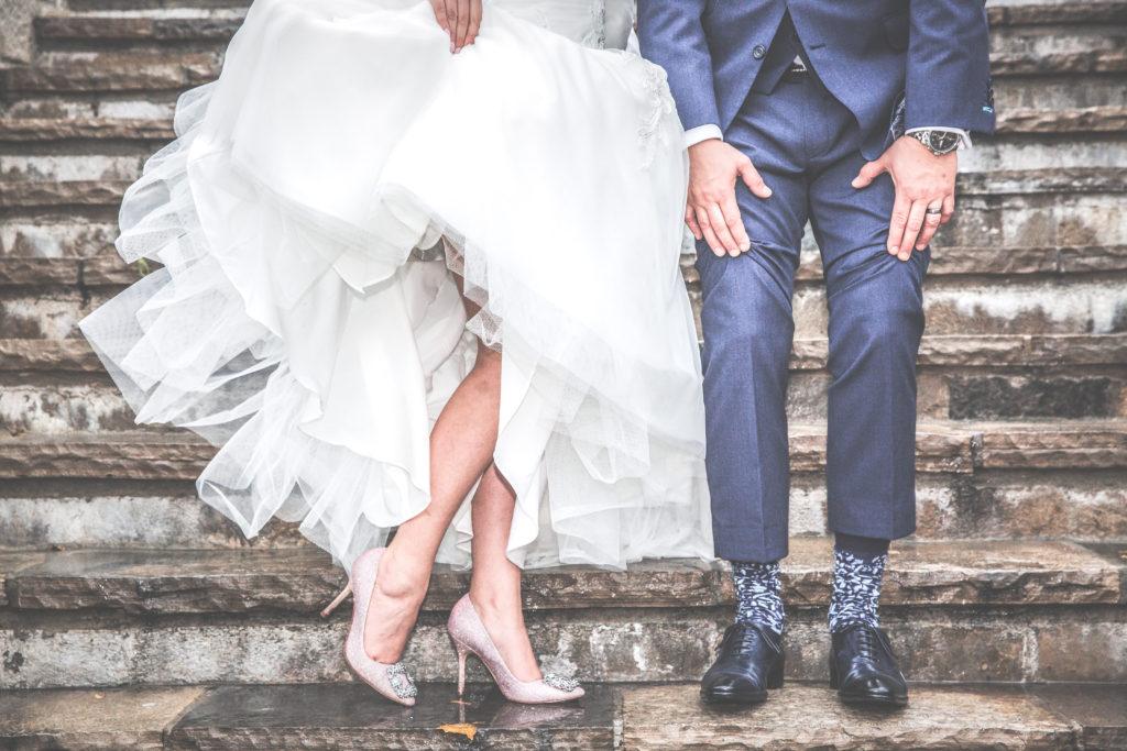 ślub w amerykańskim stylu